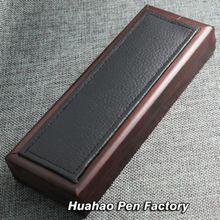 Luxury wooden box for pen