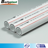 excellent motor quality products ppr resin raw material pipe