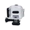 High quality Waterproof gopros 4 session Housing case fits for GoPros Hero4 Session only