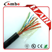 On Sales!!! muti pair Telephone Cable outdoor cat3 cable 10 pair telephone cable