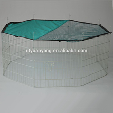 Ventilative Portable Cheap custom rabbit hutch