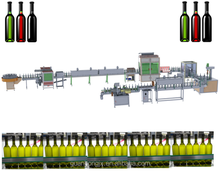 multi-function milk olive oil bottle filling machine date printer production line
