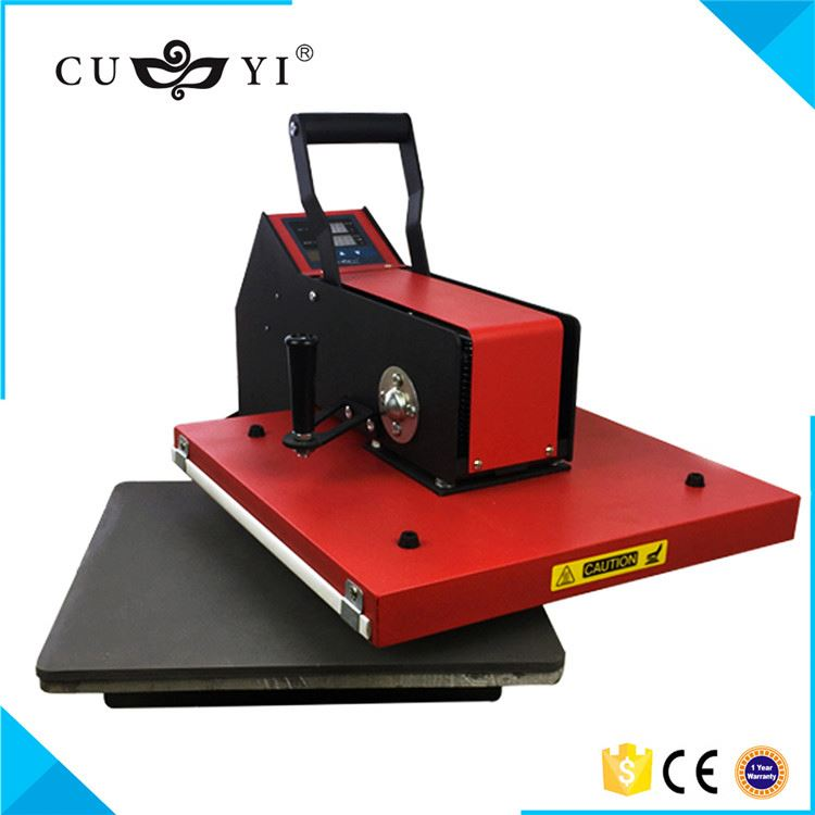 Most popular OEM design heat press machine for cotton in many style