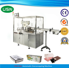 Automatic perfum wrapping machine