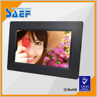 wall mounting display advertising 7 inch led backlit advertising screens digital signage player for sale