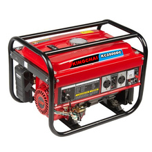Kingchai Astra Korea 2kw single phase gasoline generator good price