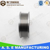 good quality high precision machine spare parts electro polishing cnc turning parts