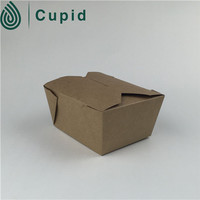 Freezer safe Sugarcane pulp food container