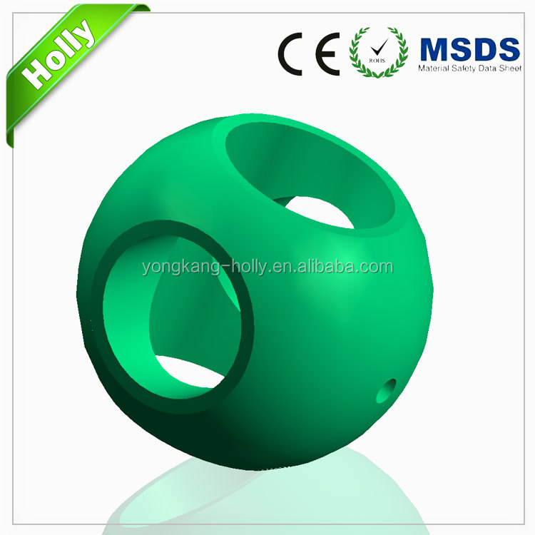 Environmentally sponge rubber cleaning ball washing ball