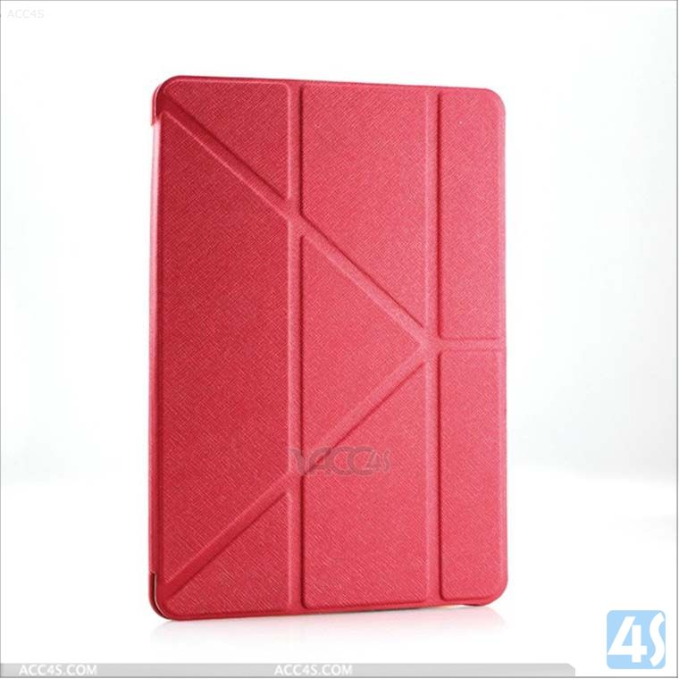For New Apple iPad Air (iPad 5 5th Generation) Slim Hard Shell Leather Case P-IPD5CASE040