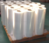 Roll Type Transparent Blow 14inches Polyolefin Shrink Film For Packing