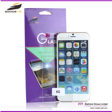 [Somostel] 9H 0.33mm tempered glass screen protector for iphone 6 tempered glass for iphone 6