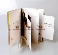 H Wholesale cheap children's card books and board books, undertake printing to processing a complete set of services