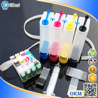 (T1381 T1332 T1333 T1334) 4 colors CISS for Epson TX420W TX320F continuous ink supply system