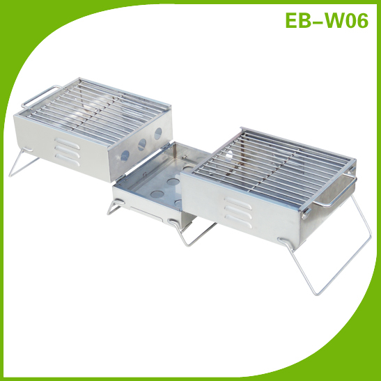 New design stainless steel hibachi grill for sale