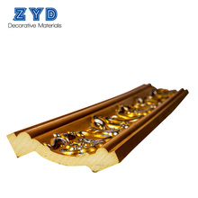 High Quality Interior Decorative PU Ceiling Cornice Mould