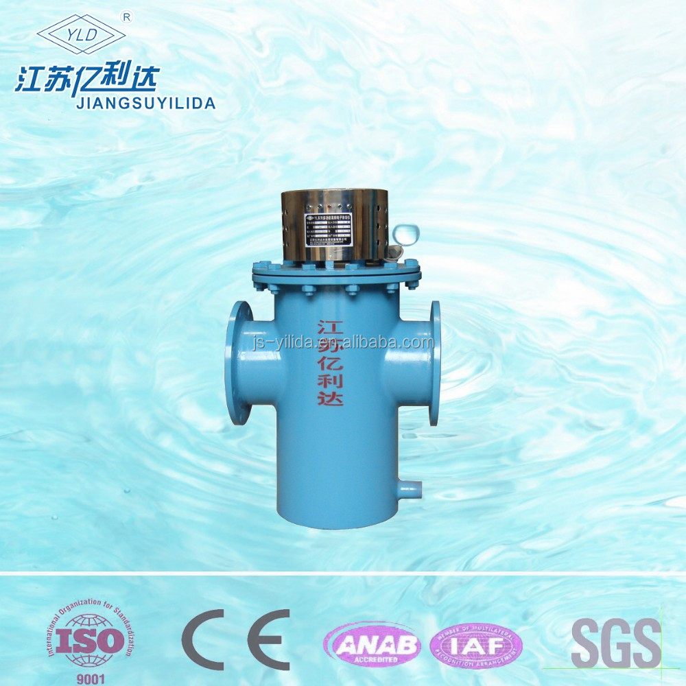 Electronic magnetic water treatment, water descaler, water purification