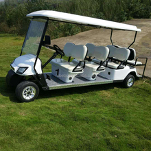hot selling new type golf car electric car made in china