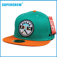 The Softtextile Cap Manufacturer Design Superman Cap With Cute Logo