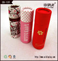 customized color paper lip balm tube gift box packaging