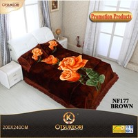 Online sale Raschel quality container homes bed set for sale