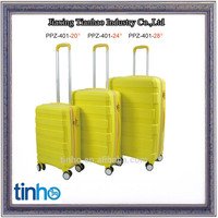 Decent High Quility PP Luggage Trolley