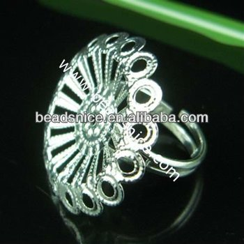 beadsnice 4781 fashion jewelryjewelry findings ring bases rings accessory