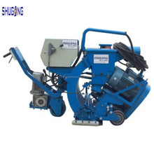 CE /ISO approved factory price China Floor Steel Bead Sand Blasting Machine/Shot Blaster