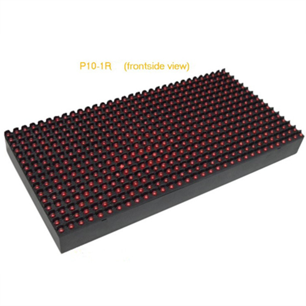 Outdoor Display <strong>P10</strong>-<strong>1R</strong> Panle/<strong>P10</strong> Module LED 16x32 Red