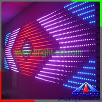 Addressable/programmable Flexible DMX RGB LED strip light/digital LED strip DIY program