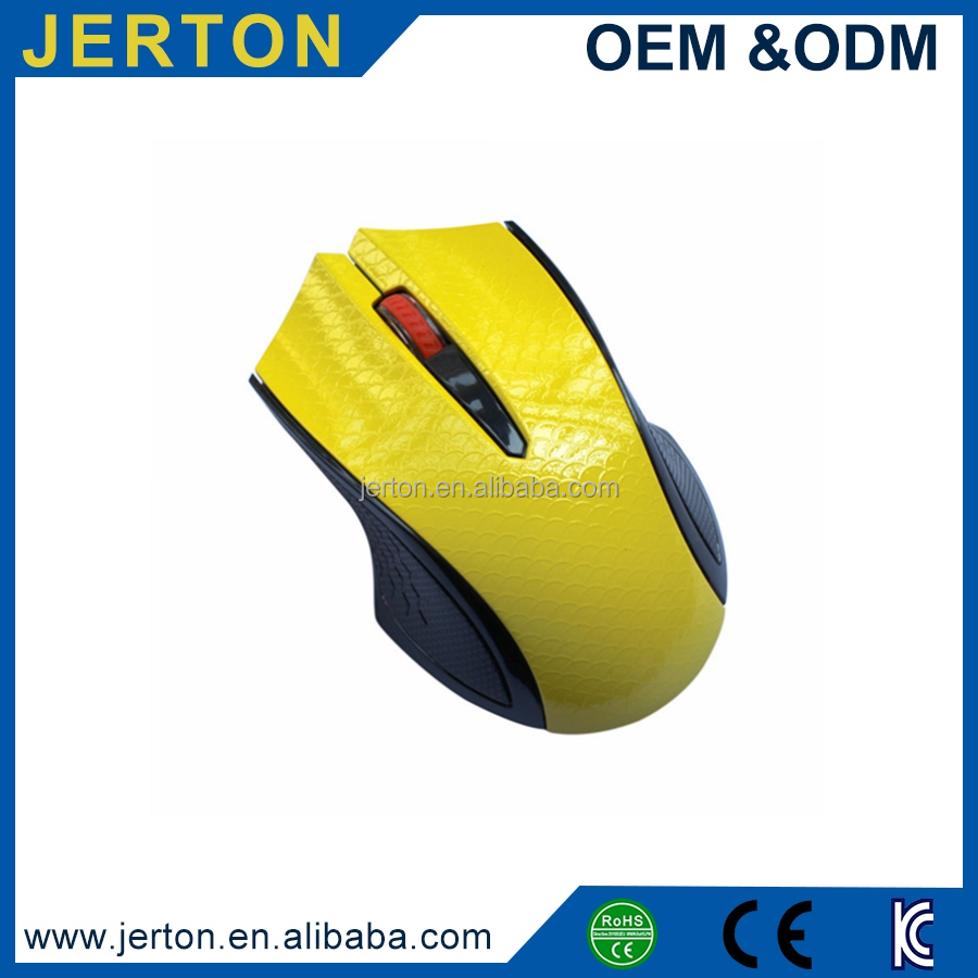 New arrival computer accessories wireless laptop mouse 2.4ghz