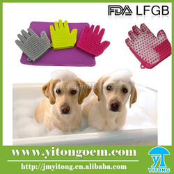 Dog and Cat Grooming Glove