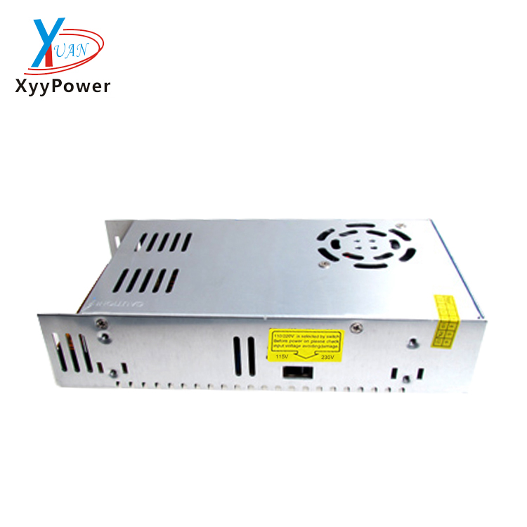 110V 120v 220v 230v ac to dc 24v 12v 5a 10a 15a 20a 30amp 350w 360w led industrial switching power supply 30a