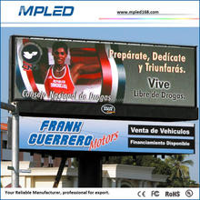 stadium perimeter led curtain displays for basketball