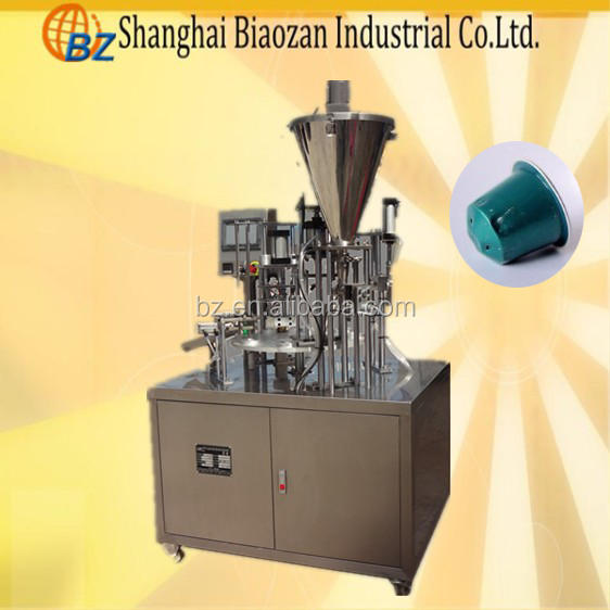 Full Automatic Starbucks Coffee Powder Packing Machine with CE