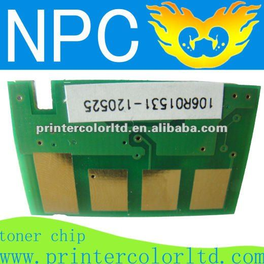 auto reset chips for Xerox 3550 chips for Xerox chips resetter 106R01530