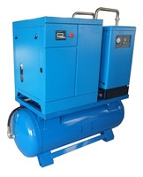Combined Screw Air Compressor for gas compressor