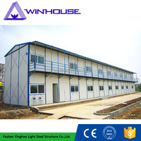 Low Cost Modular Easy Assemble Guangzhou Prefabricated Homes