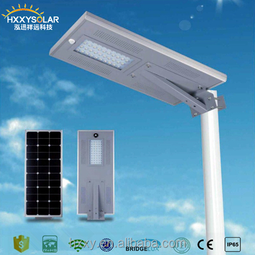 Solar Product Stainless Steel Garden Light18W Solar Cell Street Light
