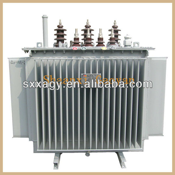 200KVA Oil Type Distributing Transformers
