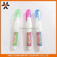 Liquid Correction with Pen Shape fluid corrector correction fluid pen