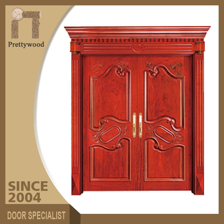 High Quality Architectural Antique Solid Wooden Gates Doors