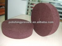 aluminium oxide polishing wheel