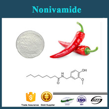 Best Factory Nonivamide Cas 2444-46-4 powder with lowest price