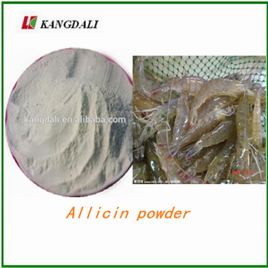 Promoting Animal growth feed grade additives allicin white powder