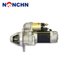 NANFENG Pass CE Test 24V 6Kw Excavator Electric Motor Starter
