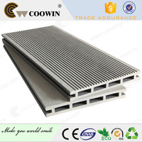 COOWIN 100% recycle outdoor e wood composite decking