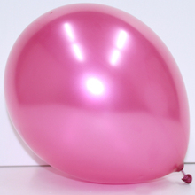"pearl pink photo balloon 9"" 1.5g"