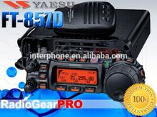 cheap radio,Original Yaesu FT-857D HF/VHF/UHF multimode mobile truck radio transceiver FT857