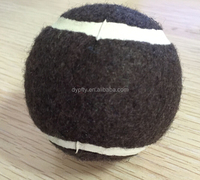pet toys for dog browm tennis balls sale